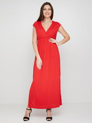 Платье красное | 5308561