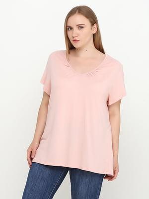 Футболка рожева | 5308571