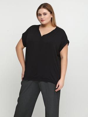 Блуза черная | 5308617
