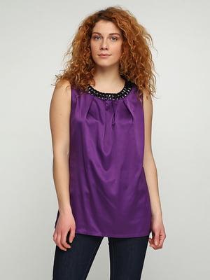 Блуза фиолетовая | 5308626