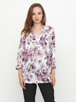 Блуза в цветочный принт | 5308648