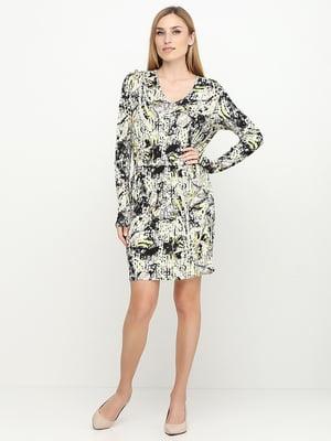 Сукня абстрактного забарвлення | 5308655