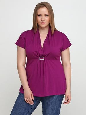 Блуза фіолетова | 5308681