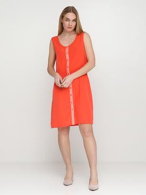 Сукня коралова | 5308686