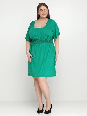 Платье зеленое | 5308689