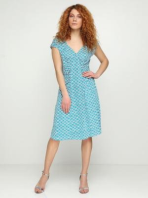 Сукня в принт | 5308735