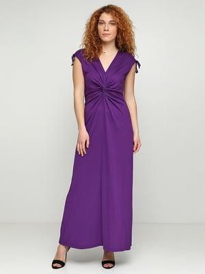 Платье фиолетовое | 5308684