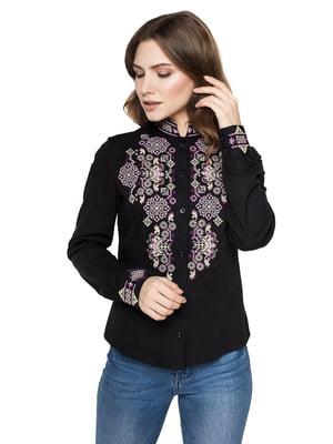Блуза чорна | 5308744