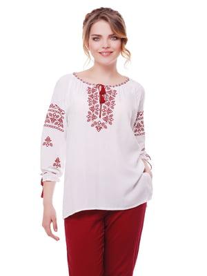 Блуза біла | 5062384