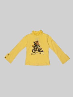Гольф желтый | 5303718