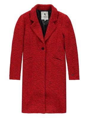 Пальто червоне    5311053