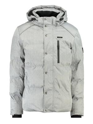 Куртка сіра | 5311062