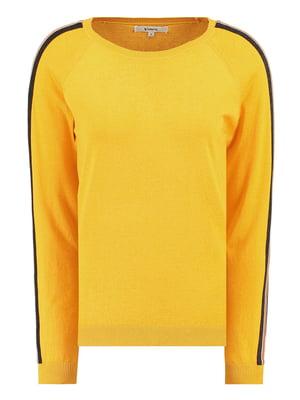 Джемпер желтый | 5311077