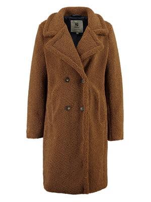 Пальто коричневое   5311100
