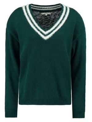 Пуловер зеленый | 5311111