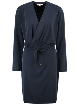 Сукня темно-синя | 5311126