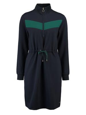 Сукня темно-синя | 5311128