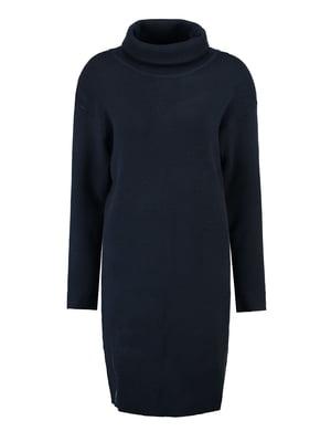 Сукня темно-синя | 5311130