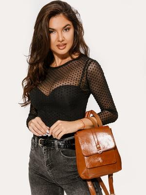 Рюкзак коричневый | 5281750