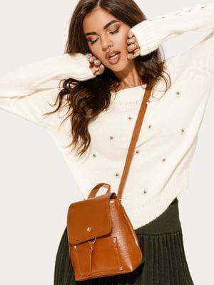Рюкзак коричневый | 5281752