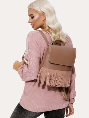 Рюкзак розовый | 5281790