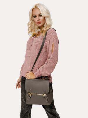 Рюкзак серый | 5281811