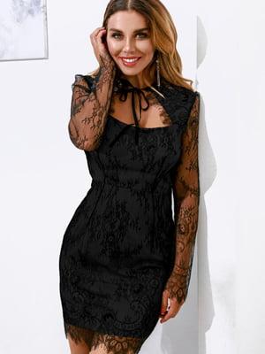 Платье черное | 5281881