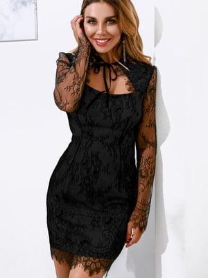 Платье черное | 5291070