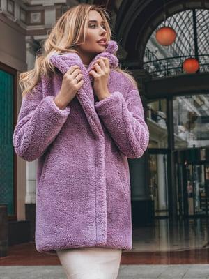 Шуба фіолетова | 5305452