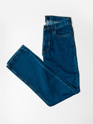 Джинсы синие | 5309444