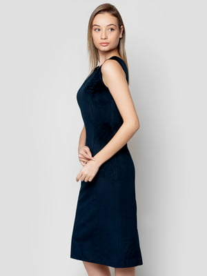 Сукня темно-синя | 5309466