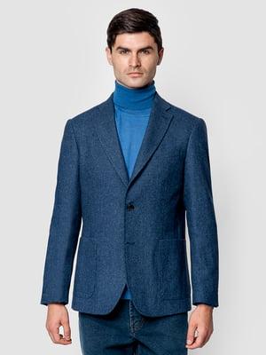 Пиджак синий | 5309474