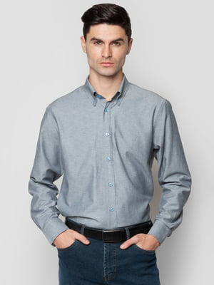 Рубашка синяя | 5309487