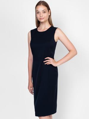 Сукня темно-синя | 5309497
