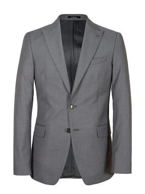 Пиджак серый | 5309502