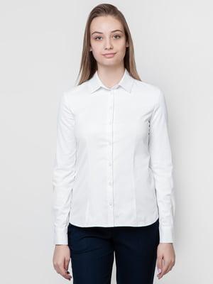 Рубашка белая | 5309521