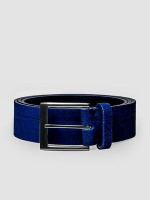 Ремень синий | 5309536