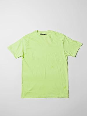 Футболка светло-зеленая | 5309573
