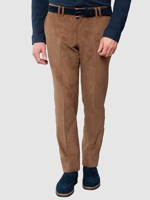 Штани коричневі | 5309603