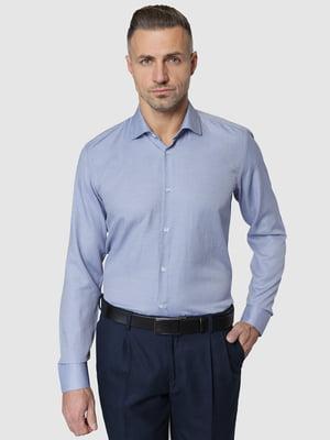 Рубашка светло-синяя | 5309679