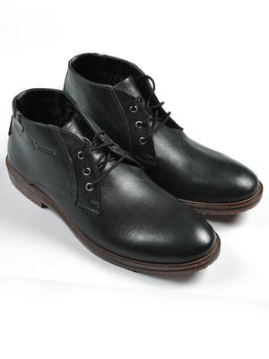 Черевики чорні | 5309720