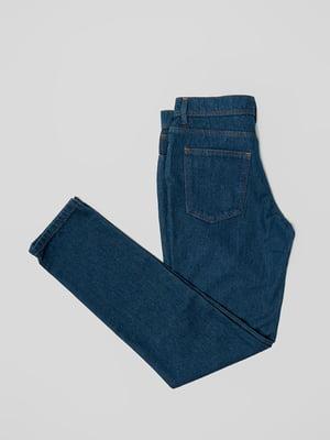 Джинсы синие | 5309789
