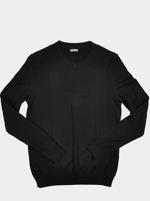 Пуловер черный | 5309797
