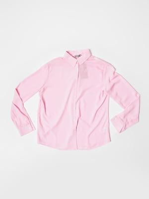 Рубашка розовая | 5309870