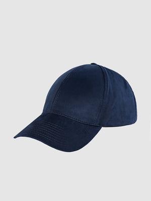 Бейсболка синяя | 5309879
