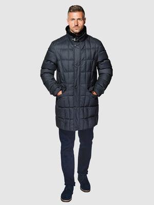 Куртка темно-синя | 5309942