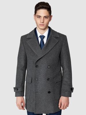 Пальто сіре | 5309954