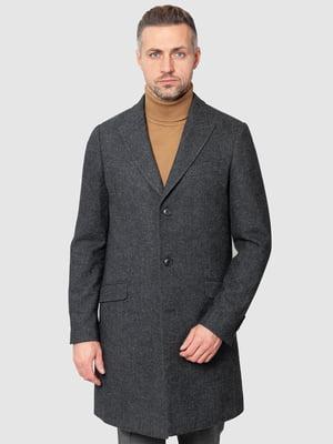 Пальто сіре | 5309968