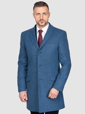 Пальто синє   5309969