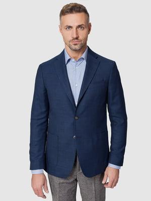 Пиджак синий | 5309973